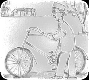 Kadam pushing cycle