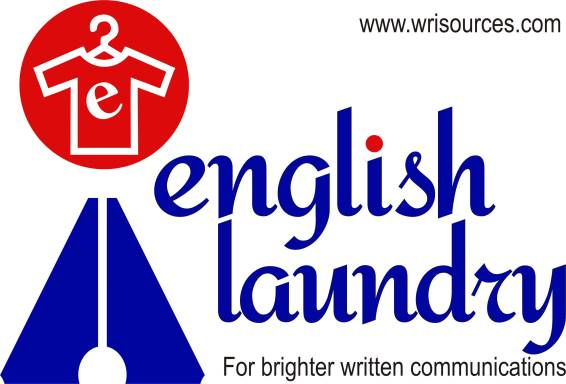 Use English Laundry to clean up your communications.